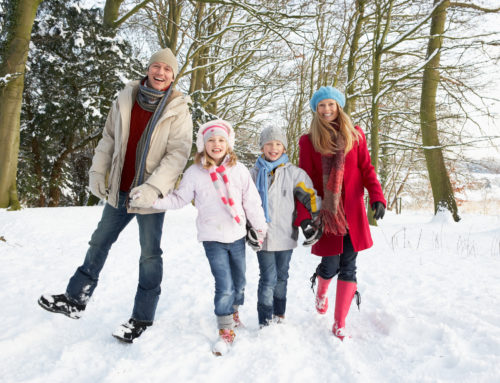 Boost Brain Function with a Snowy Walk