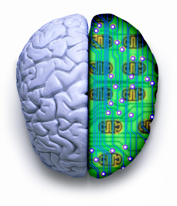© Dave Bredeson   Dreamstime.com - Computer Science Brain Technology